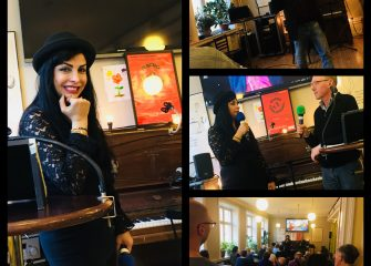 Vårpremiär med Zinat Pirzadeh