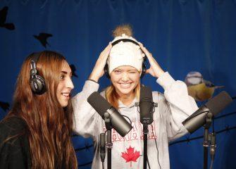 Elever lär sig läsa med radio