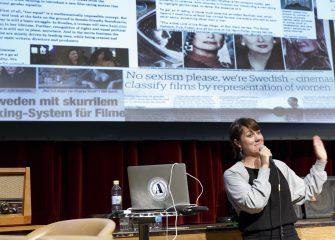 Fanzingo presenterades på filmfestival i Barcelona