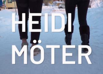 Heidi möter Hampus Täikkö