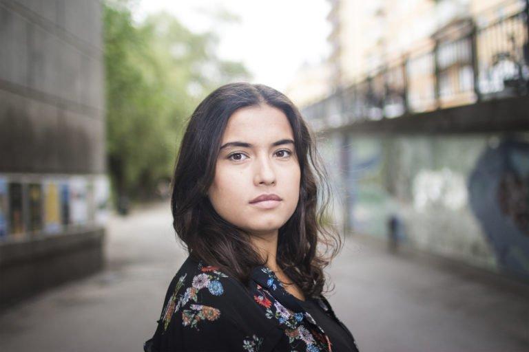 Sara från Afghanistan huvudperson i ny intervjuserie