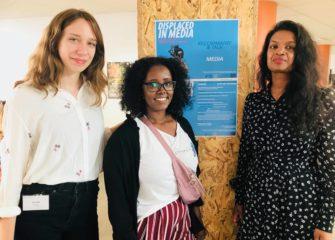 Fanzingo på plats i Marseille med internationellt nätverk
