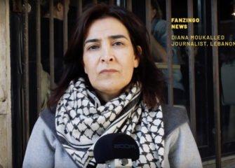 Intervju med Diana Moukalled
