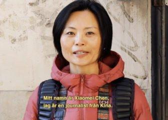 Intervju med Xiaomei Chen