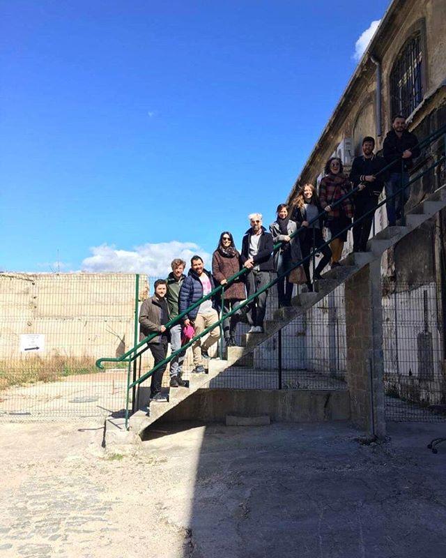 Fanzingo på uppstartsmöte i Marseille