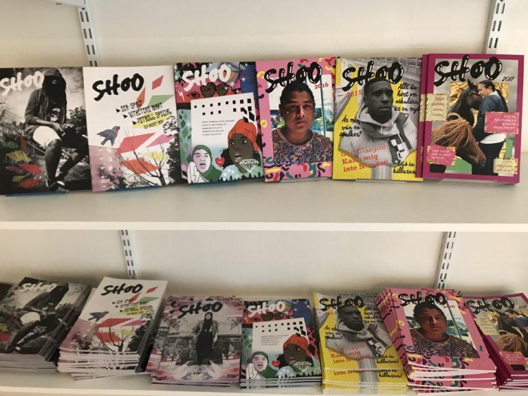 Vi söker en redaktör för magasinet SHOO