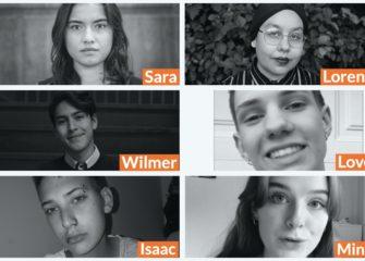 Unga korrespondenter anställs för att berätta om sitt Sverige