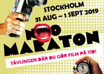 Noomaraton Stockholm 2019