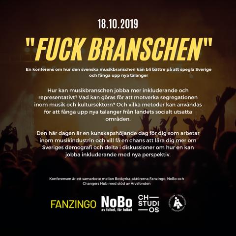 Fuck branschen -