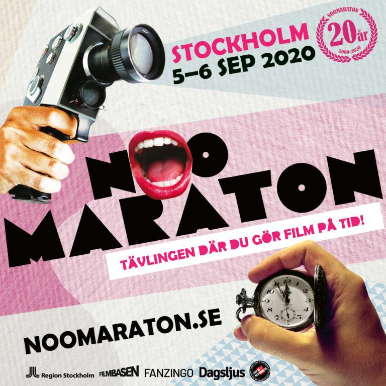 NOOMARATON STOCKHOLM 2020