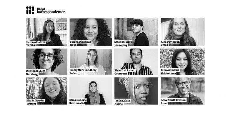 Nu anställer vi ännu fler unga korrespondenter över hela landet
