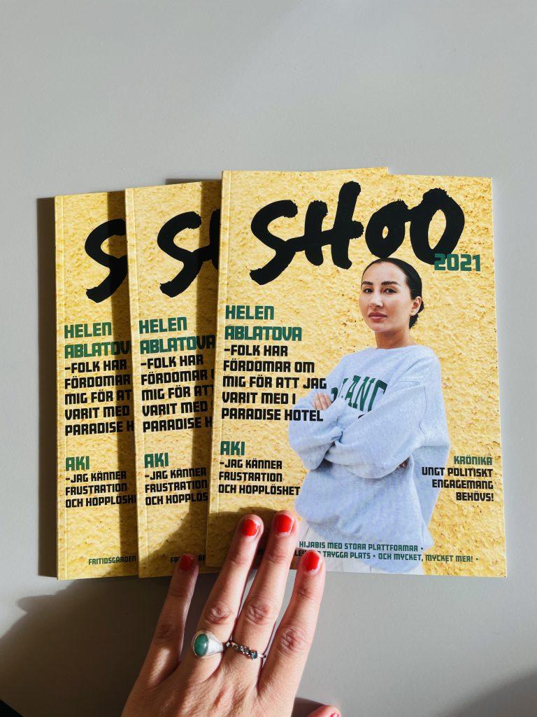 Årets upplaga av tidningen Shoo är här!