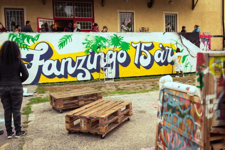 Fanzingo firar 15 år som Sveriges viktigaste mediehus